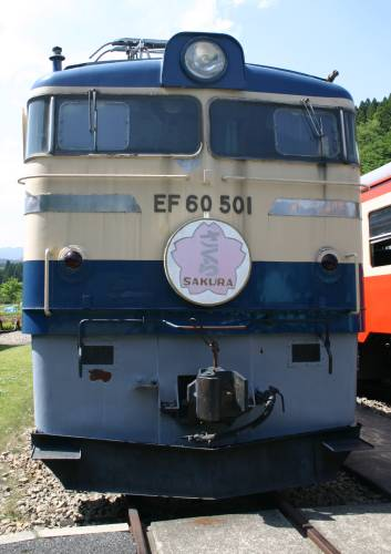 EF60形電気機関車