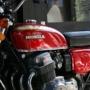 CB750 外装の再塗装