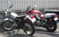 GSX1100S売却