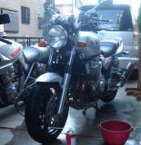 XJR洗車