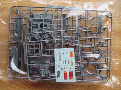 アオシマ 1/24 B.T.F part3 キット
