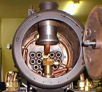 5インチゲージ C62 蒸気管