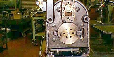 5インチゲージ C62 ボイラー外火室後板