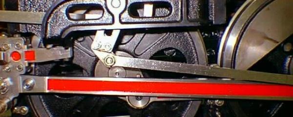 5インチゲージ C62 動輪