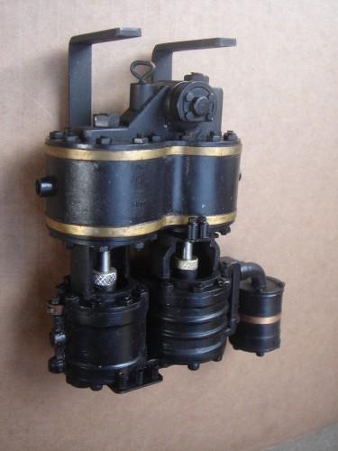 5インチゲージ C62 空気圧縮機