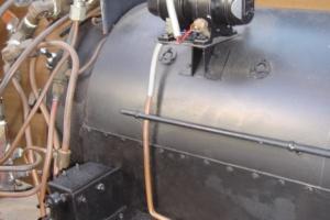 5インチゲージ C62 発電機