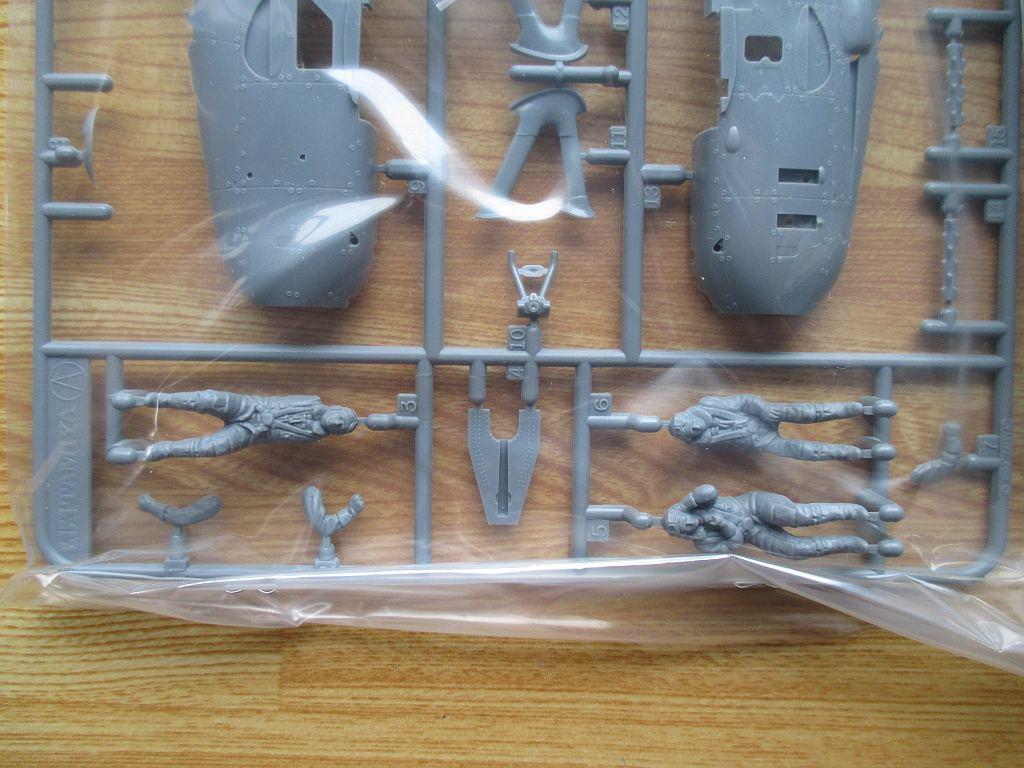 タミヤ 1/48 ソードフィッシュ MK.I