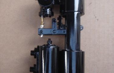 5インチゲージ C62 給水ポンプ