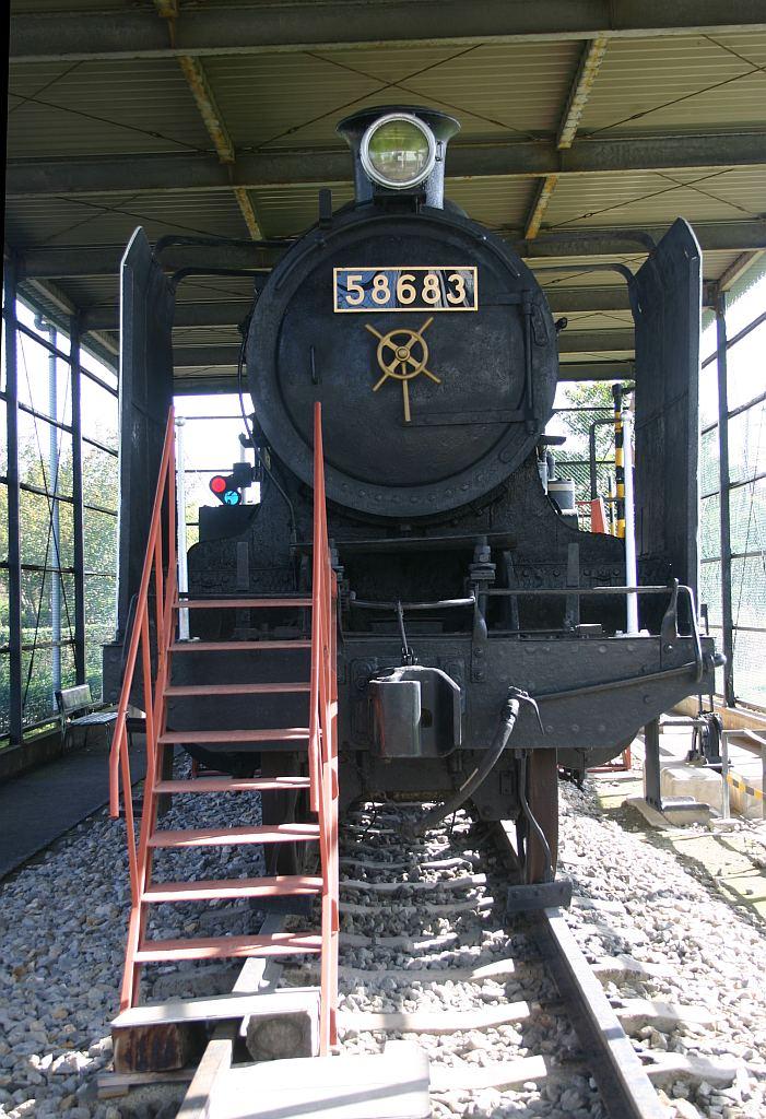 8620形機関車 (58683)