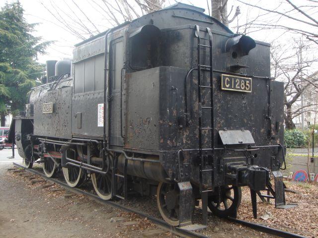 C12形機関車 (C12 85)
