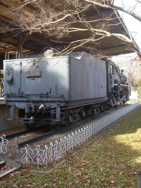 D51形機関車 (D51 14)