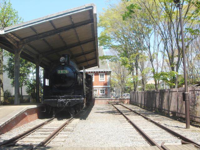 D51形機関車 (D51 70)