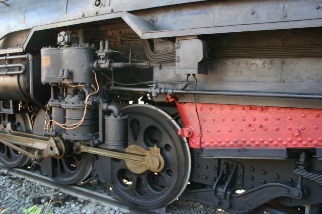 D52形機関車(D52 70)