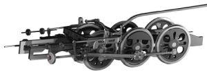 蒸気機関車の仕組み