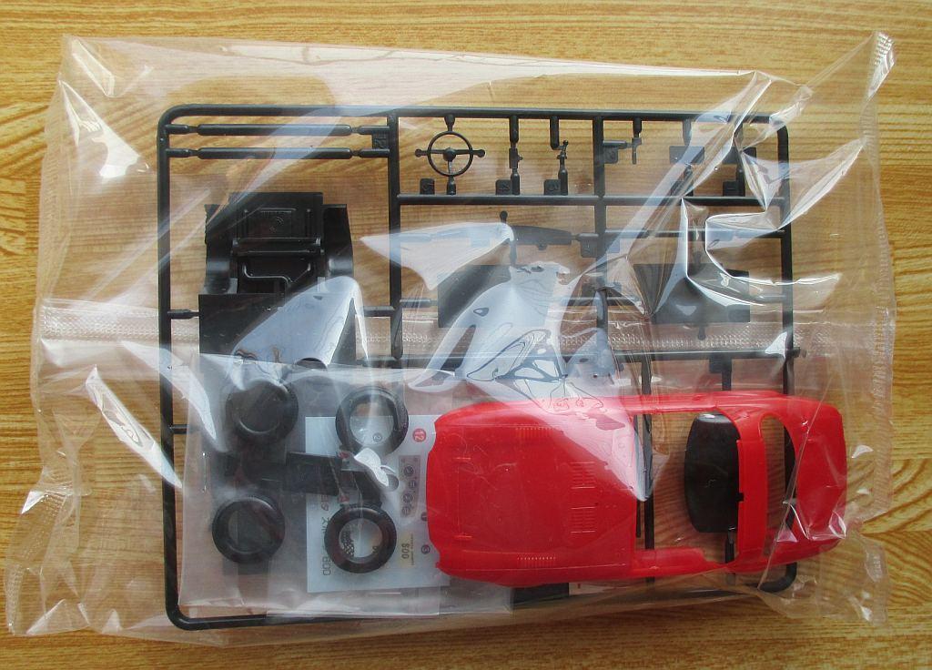 アリイ 1/32 トヨタ S800 パーツ