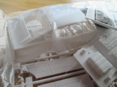 アリイ 1/32 ギャラン GTO-GSR 車体