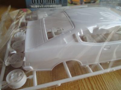 アリイ 1/32 ギャラン GTO-MR 車体