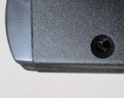 GW3.5AA-SUP3/MB ねじ穴のズレ