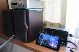 ラズベリーパイ3 と7インチLCDタッチスクリーン