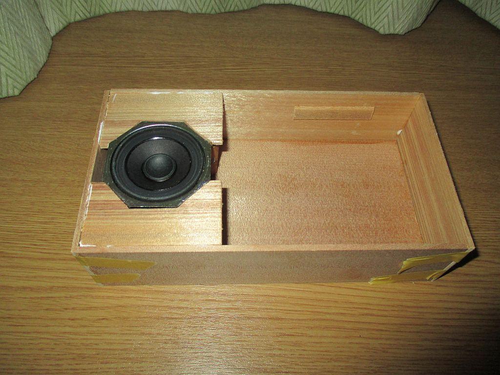 Nゲージ レイアウト内設置用スピーカー