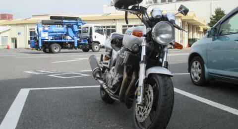 XJR1300 9回目の車検