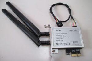 Fenvi mini PCI Express用モジュールカード