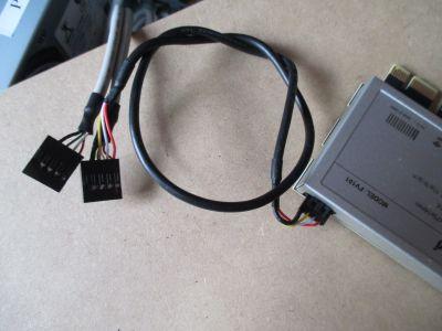 USBピンソケット