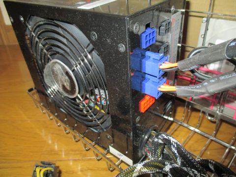 電源 EVEREST 85PLUS 520