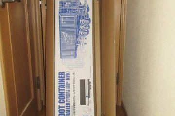 トレーラートラック用 日本郵船 40フィートコンテナ セミトレーラー