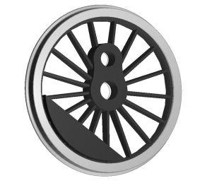 スポーク輪心動輪