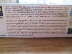 アオシマ 1/700 長門 1944 パッケージ