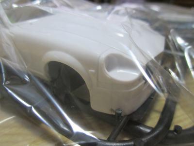 アリイ 1/32 フェアレディ 240Z フロント部