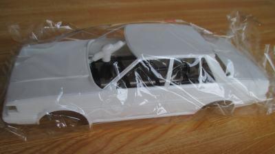 フジミ 1/24 クレスタ GX71 車体