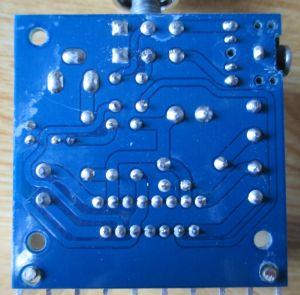 TDA72973アンプ基板
