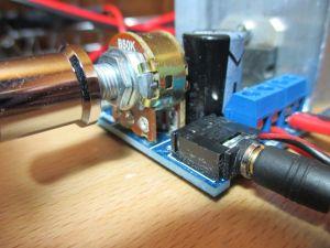 TDA72973アンプ