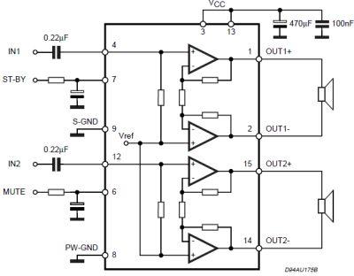 TDA72973回路図