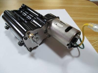 スカニア R620 組み立てが完了したギヤボックス