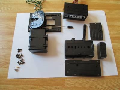 スカニア R620 FETアンプ取り付け組み立てで使用する部品