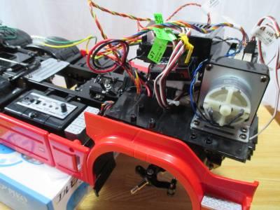 スカニア R620 MFC-01ユニットと振動ユニット