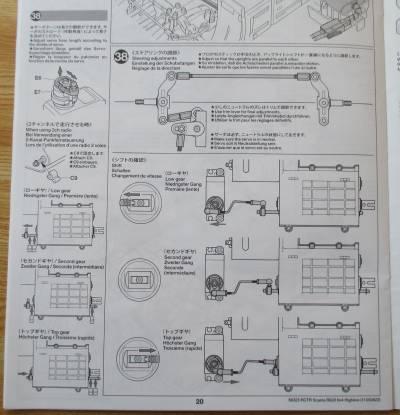 スカニア R620 ステアリングの調整・シフトの確認説明図