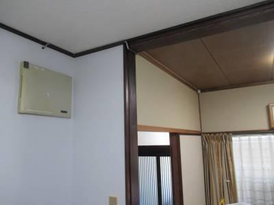 エアコン用電気工事