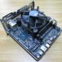 DeskMini310 CPU、メモリ組みつけ完了