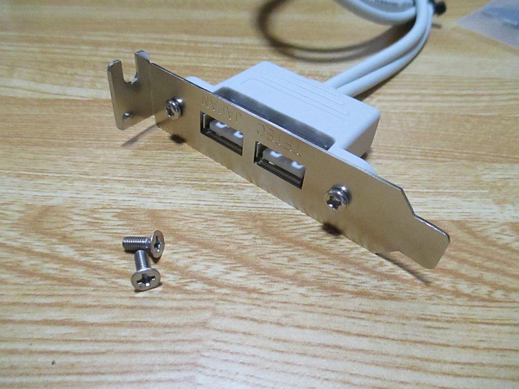 増設USBポート PCIB-USB2/2FL