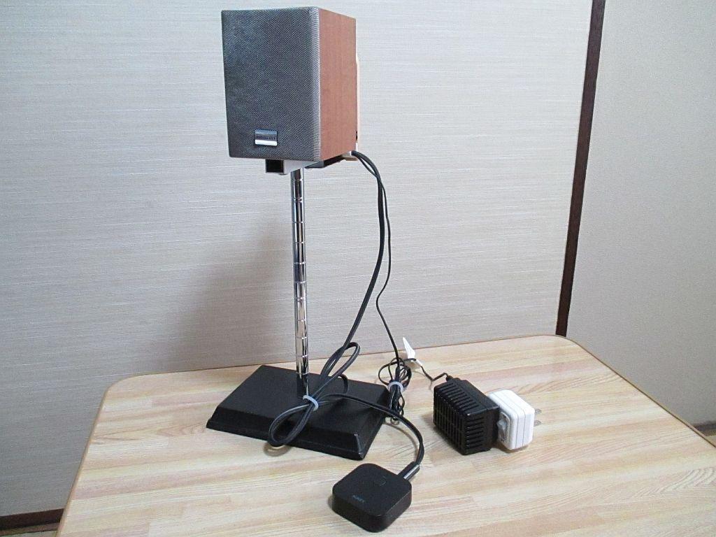 ステレア-モノラル変換したスピーカー