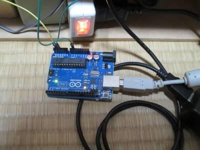 Arduino Unoも追加して確認