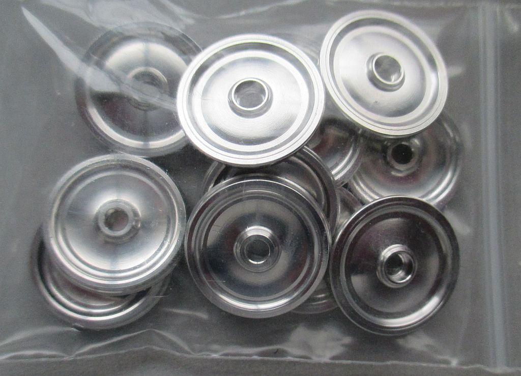 アオシマ 1/45 DD51 更新色 アルミ製車輪