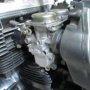 XJR400 マニホールド交換