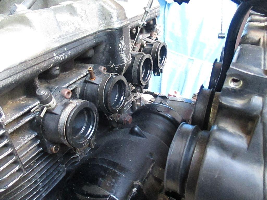 XJR400 旧マニホールド