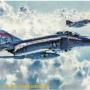 ハセガワ F-4B/N ファントムII パッケージ