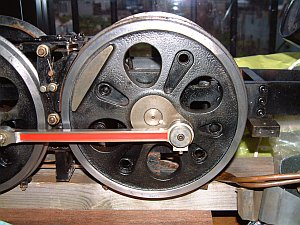 C62 動輪